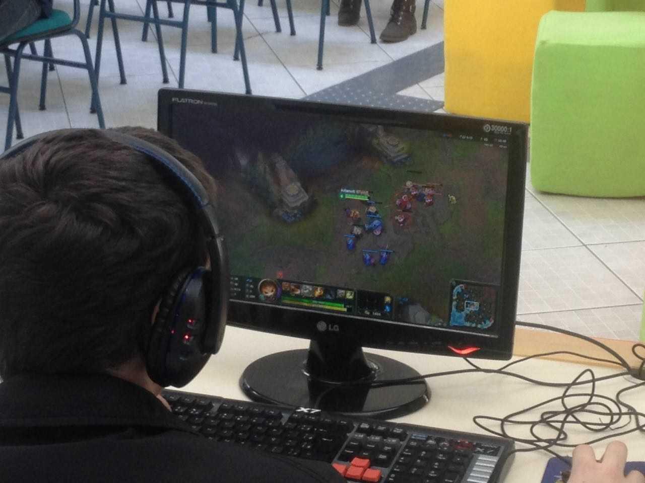 Atividade lúdica e interativa terá como resultado a produção de um jogo   Foto Divulgação/Fatenp