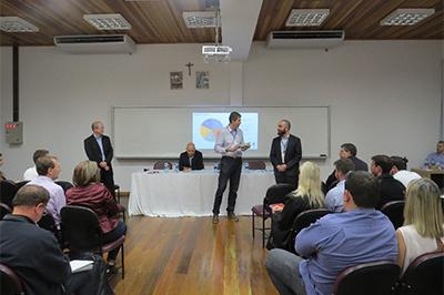 Este será o sexto encontro do grupo, desta vez. em Jaraguá do Sul | Foto reprodução Auditoriainterna.org
