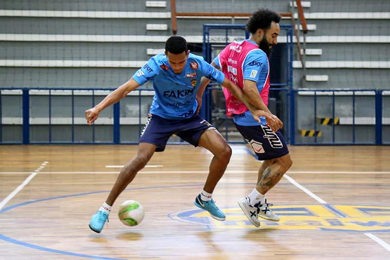 Grupo volta a treinar nesta quarta-feira (17)   Foto: Eduardo Montecino/OCP News
