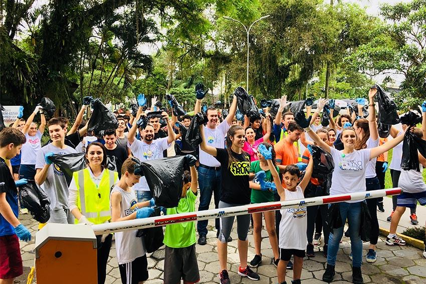 Semana Lixo Zero da Embraco começou na sexta-feira | Foto Divulgação