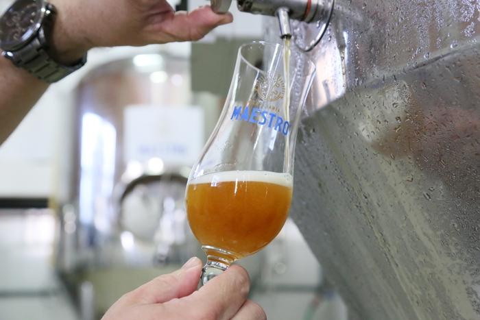 Acijs e representantes do setor cervejeiro querem formar núcleo | Foto Eduardo Montecino/OCP News