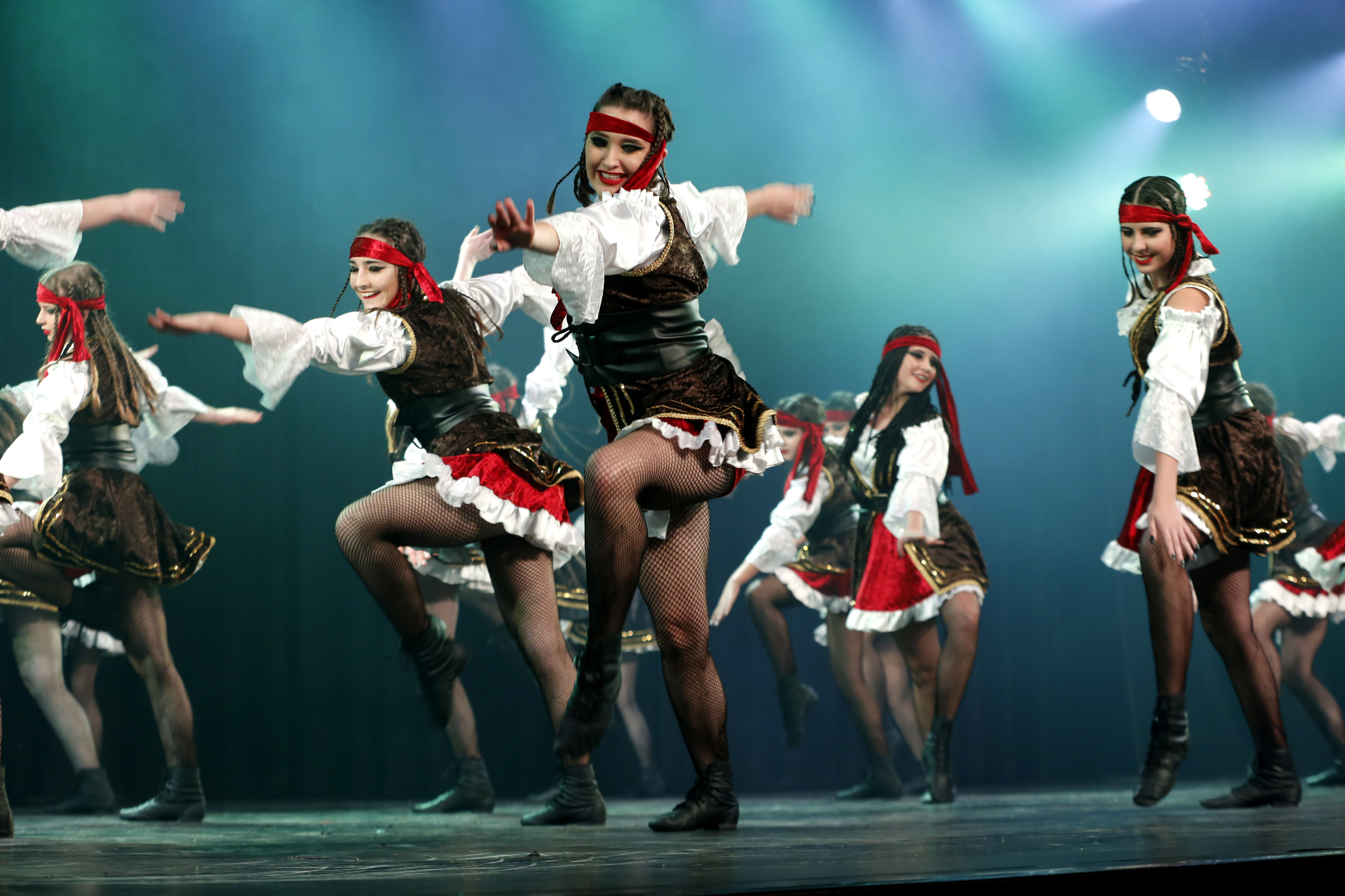 Apresentações foram no Teatro Juarez Machado | Fotos Rogerio da Silva/Secom