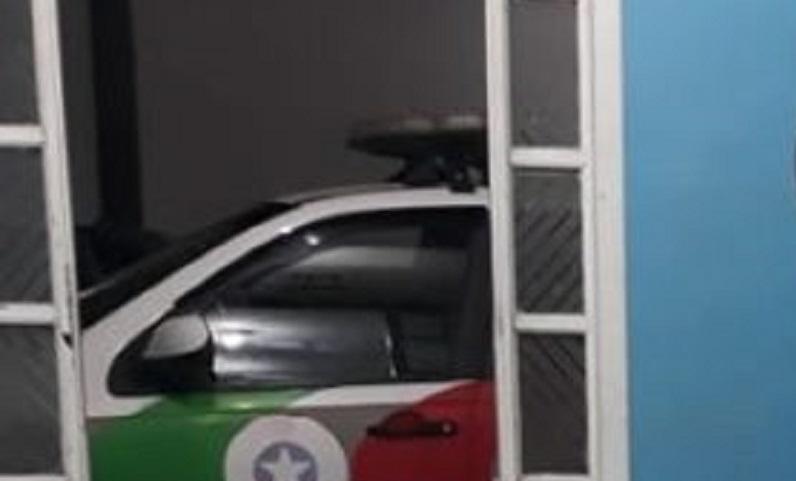 Segundo a PM, o homem tem várias passagens pela polícia  | Foto PM/Divulgação