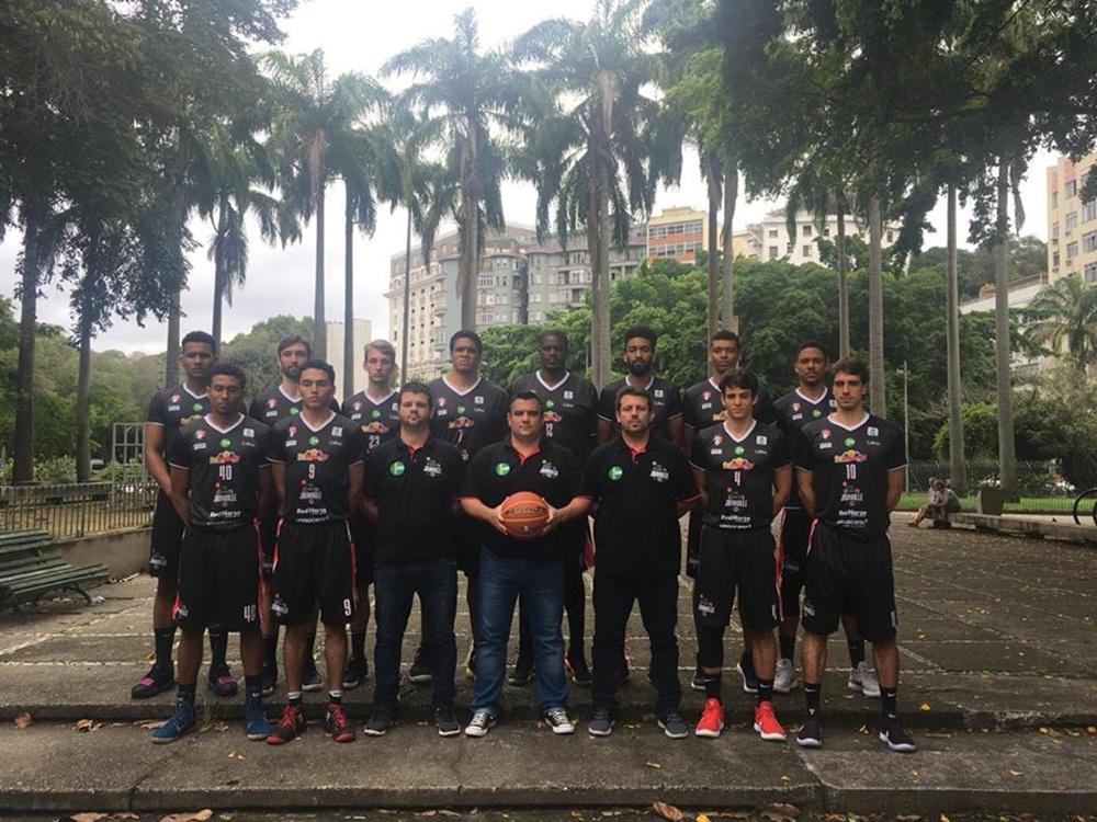 Basquete Joinville tem como objetivo inicial se manter no NBB | Foto: Divulgação