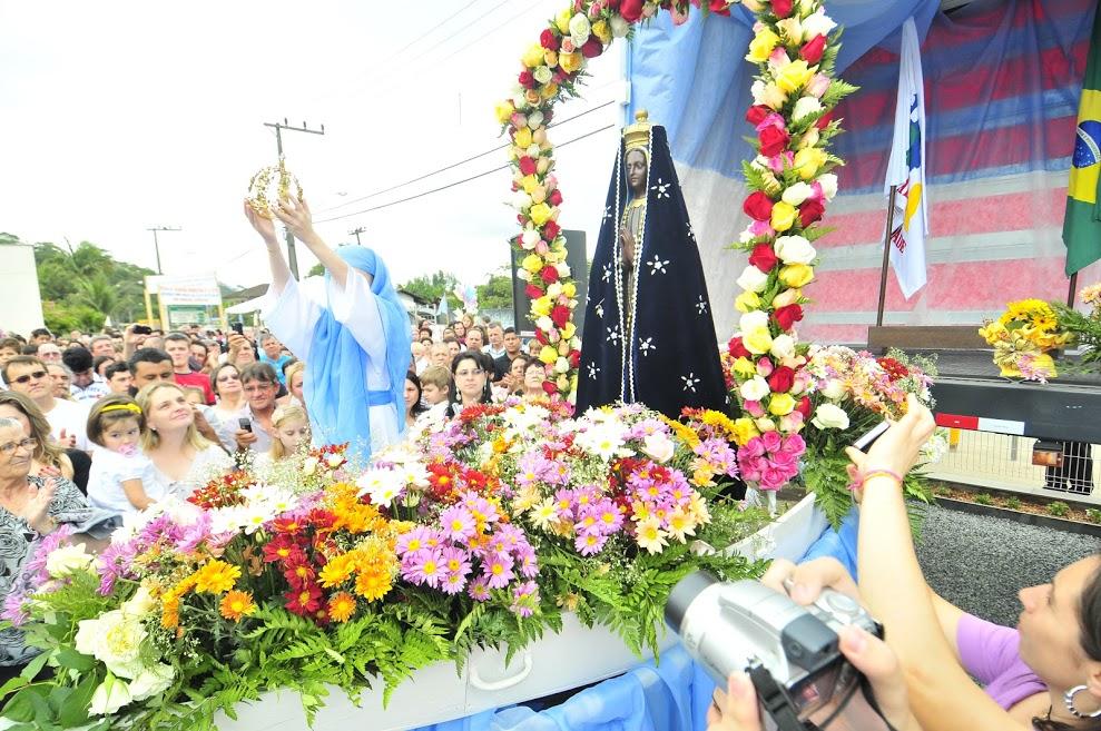 Maior carreata de Jaraguá do Sul terá saída do Centro e segue até a Ilha da Figueira | Foto Eduardo Montecino OCP News