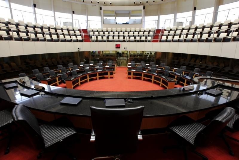 Taxa de renovação na Assembleia Legislativa de Santa Catarina é de 55% | Foto Carlos Killian/Agência AL