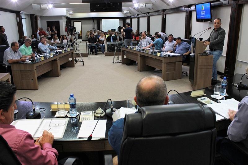 O processo de revisão do Plano Diretor começou em 2016 e havia sido colocado pela primeira vez em votação nesta quinta-feira | Foto Divulgação CMJS