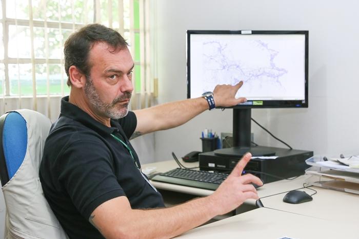 Normando Zitta acredita que jaraguaenses estão mais preparados | Foto Eduardo Montecino/OCP News