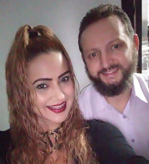 Andreia foi morta por Marcelo, que confessou o crime, no dia 5 de agosto | Foto: Reprodução/OCP News