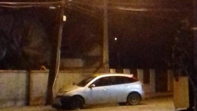 Fato ocorreu na rua João Tozini, em Corupá, na madrugada deste sábado (15) | Foto Divulgação