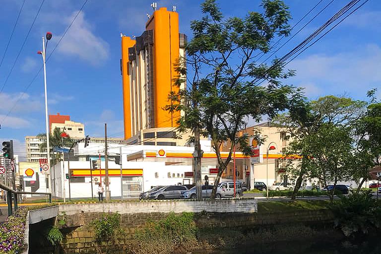 Fim de semana deve ser de  céu limpo e muito calor em Joinville | Foto Eberson Theodoro/ Arquivo pessoal