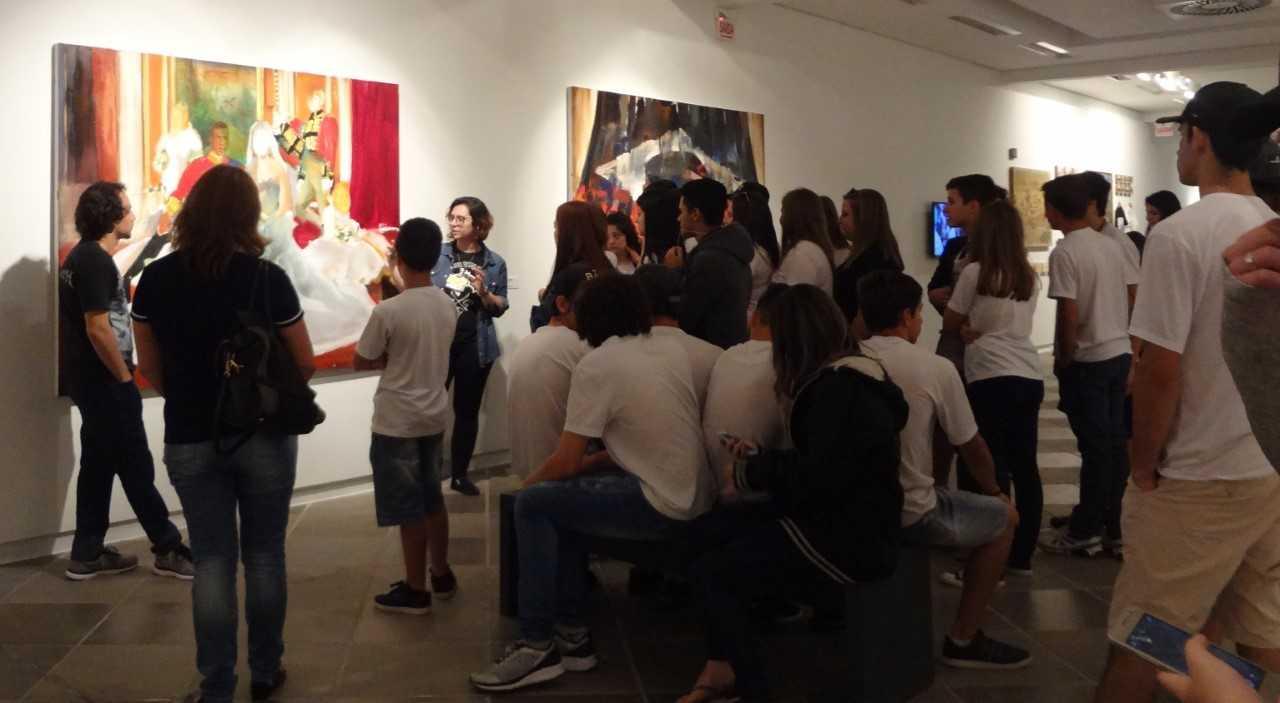Desde o final de outubro até agora, mais de mil pessoas já participaram do projeto | Foto: Maria Helena Rosa Barbosa/ Divulgação