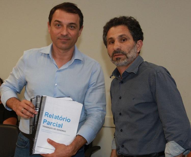 Futuro governador Carlos Moisés conta com professor Luiz Felipe Ferreira na transição | Foto Susi Padilha