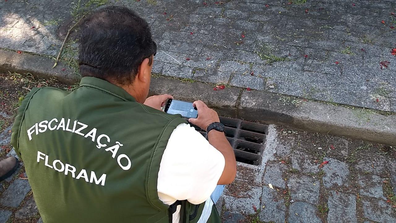 Passado mais de um mês, o Programa Floripa Se Liga Na Rede voltou ao Bom Abrigo | Marcone de Souza Tavella