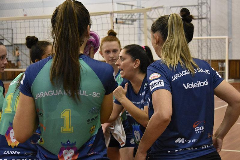 Treinadora Karina Patrícia de Souza foi uma das chamadas pela FCV | Foto Paulo Vitor Sauer/Secel