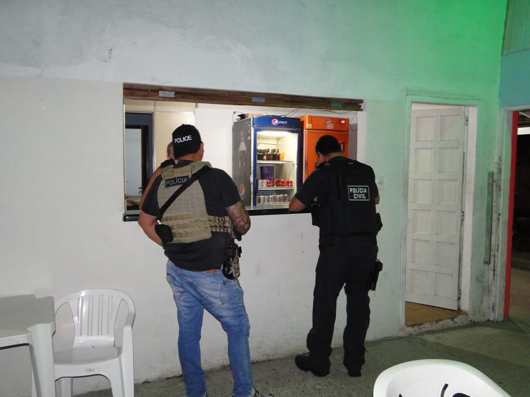 Foto  Polícia Civil/Divulgação