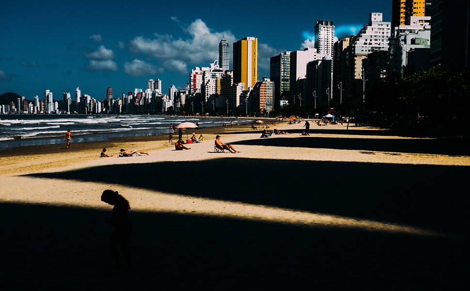 Sombra em Balneário Camboriú | Foto Reprodução