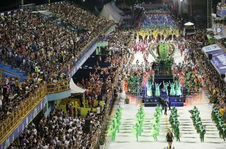 Desfile das Campeãs será realizado no sábado (09)   Foto Divulgação/Liesf
