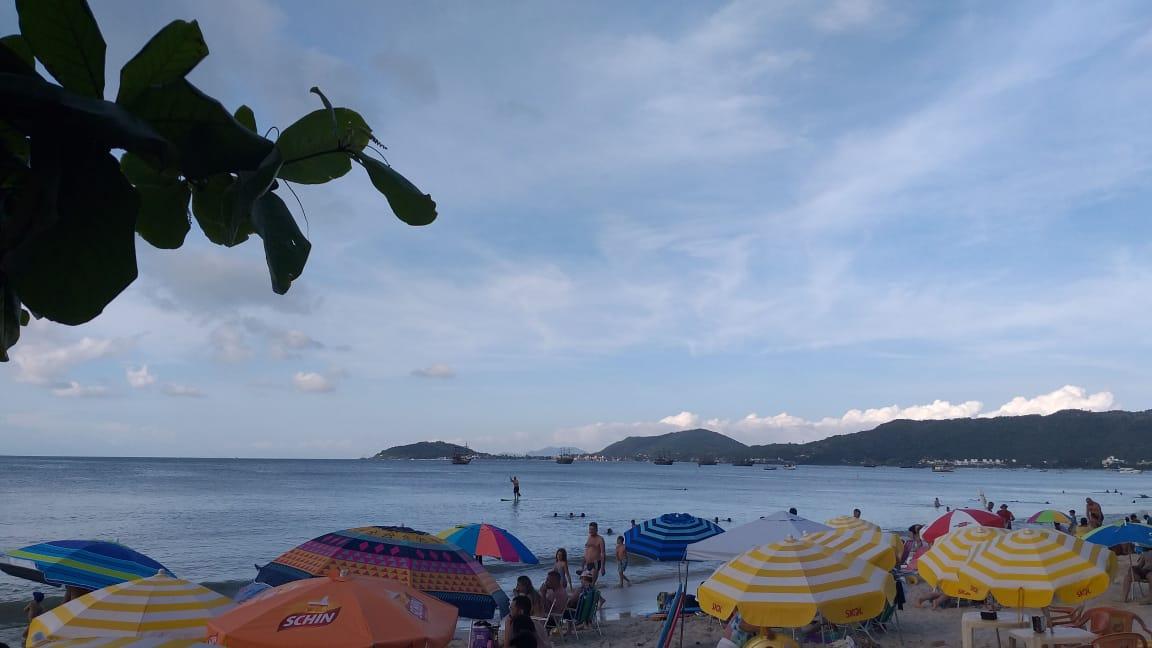 Sábado será de sol e praias lotadas em Florianópolis | Foto Renato de Souza