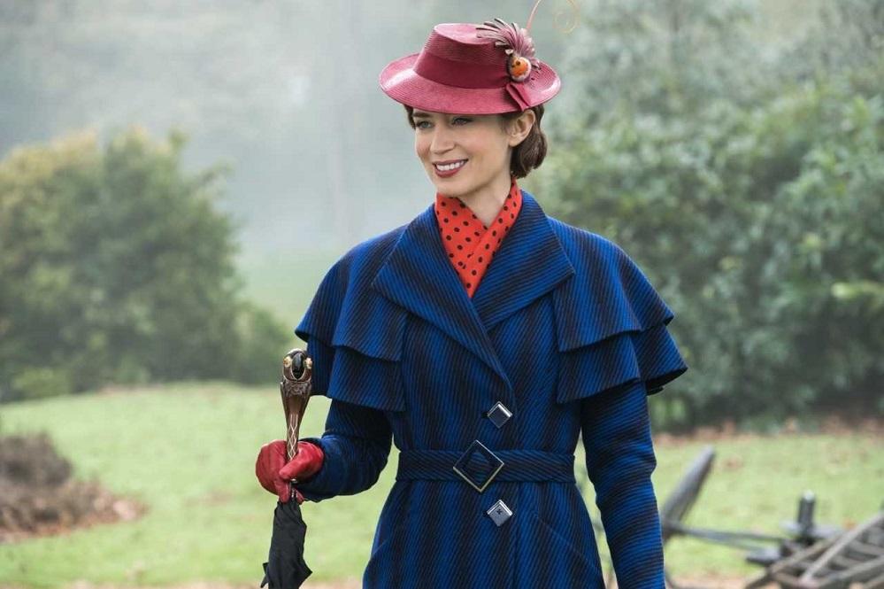 O Retorno de Mary Poppins se passa em uma Londres abalada pela Grande Depressão    Foto Divulgação