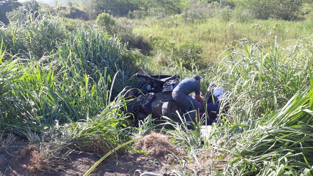Acidente aconteceu na tarde desta sexta-feira | Foto Divulgação