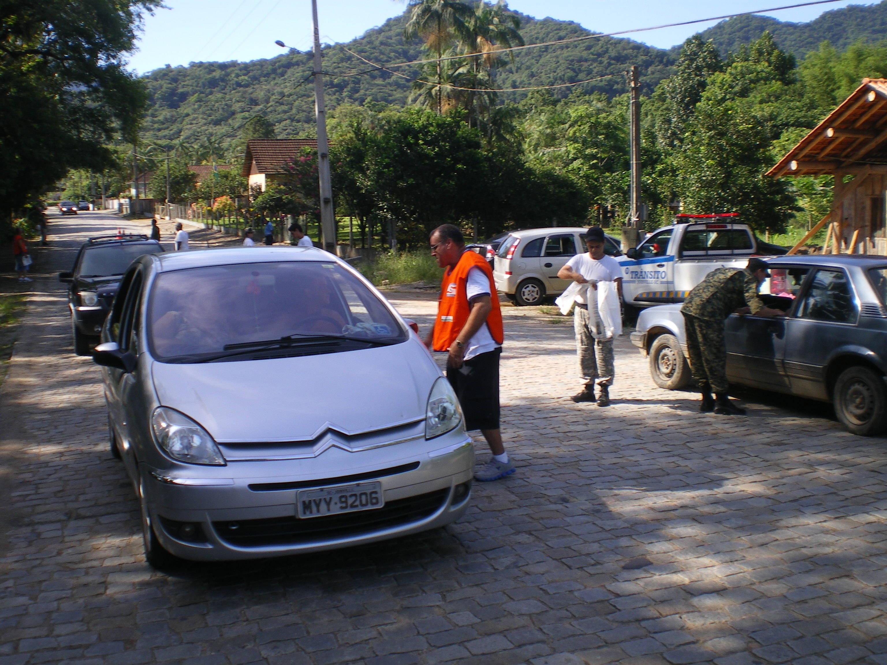 Aão do Projeto Piava no bairro Vila Nova   Foto Arquivo/PMJ