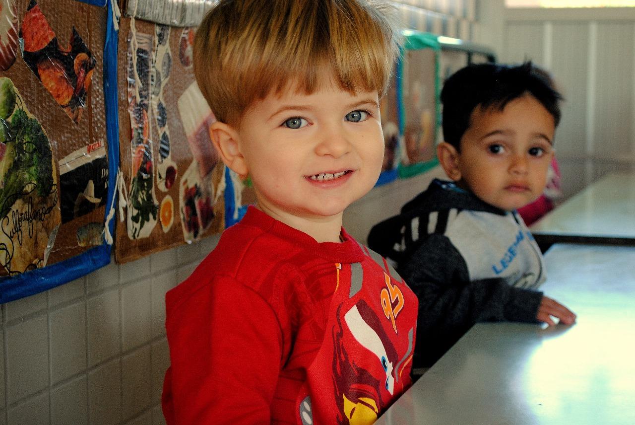 Mais de 13 mil crianças estão matriculadas na educação infantil  da rede municipal de ensino | Foto PMF/Divulgação