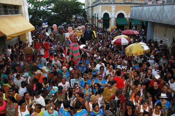 Berbigão do Boca abre a programação oficial do Carnaval de Florianópolis   Foto Divulgação