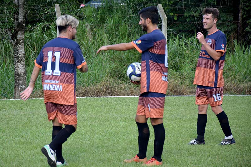 Borrachas Atisa é um dos classificados | Foto: Lucas Pavin/Avante! Esportes