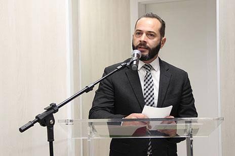 Fernando Comin foi o mais votado ao cargo de Procurador Geral do Estado | Foto Divulgação
