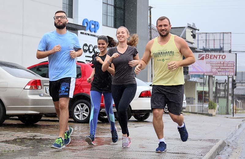 Além da comemoração centenária, o incentivo à pratica esportiva é um dos propósitos do evento | Foto Eduardo Montecino/OCP News
