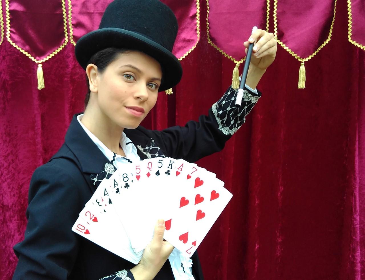 Circo e mágica estão em cartaz no Domingo é Dia de Teatro neste fim de semana -no shopping Iguatemi | Foto Divulgação