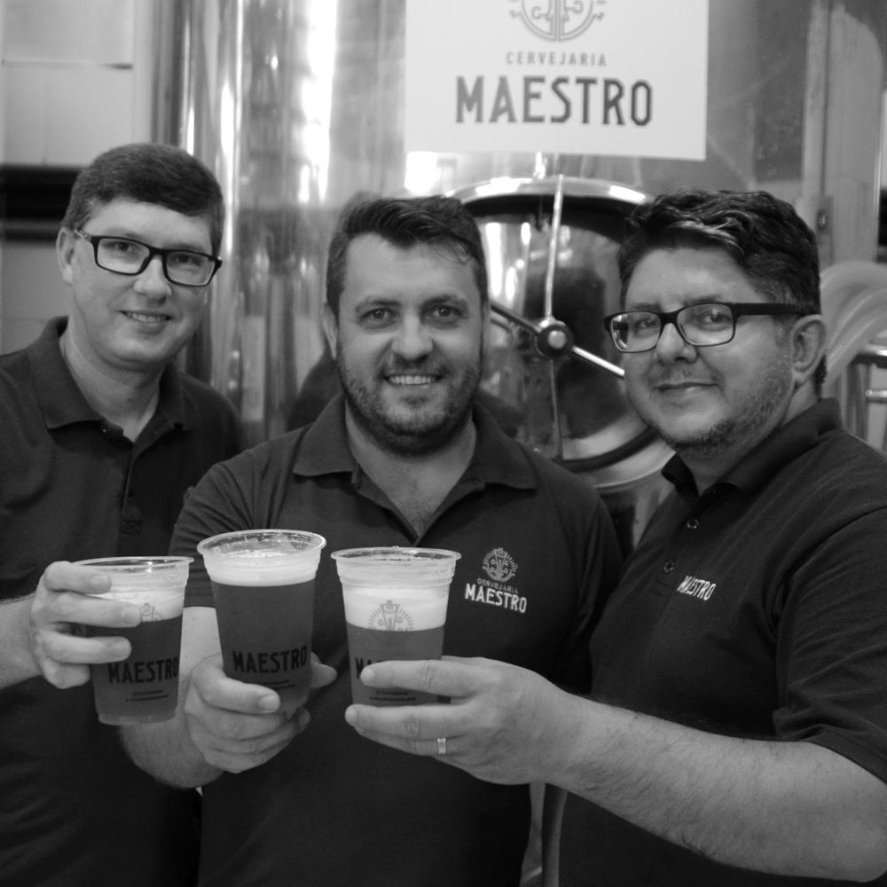 Maestros Cervejeiros