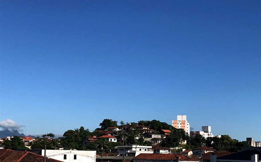 Tempo fica ensolarado nesta segunda-feira, em Joinville | Foto Windson Prado/OCP.News