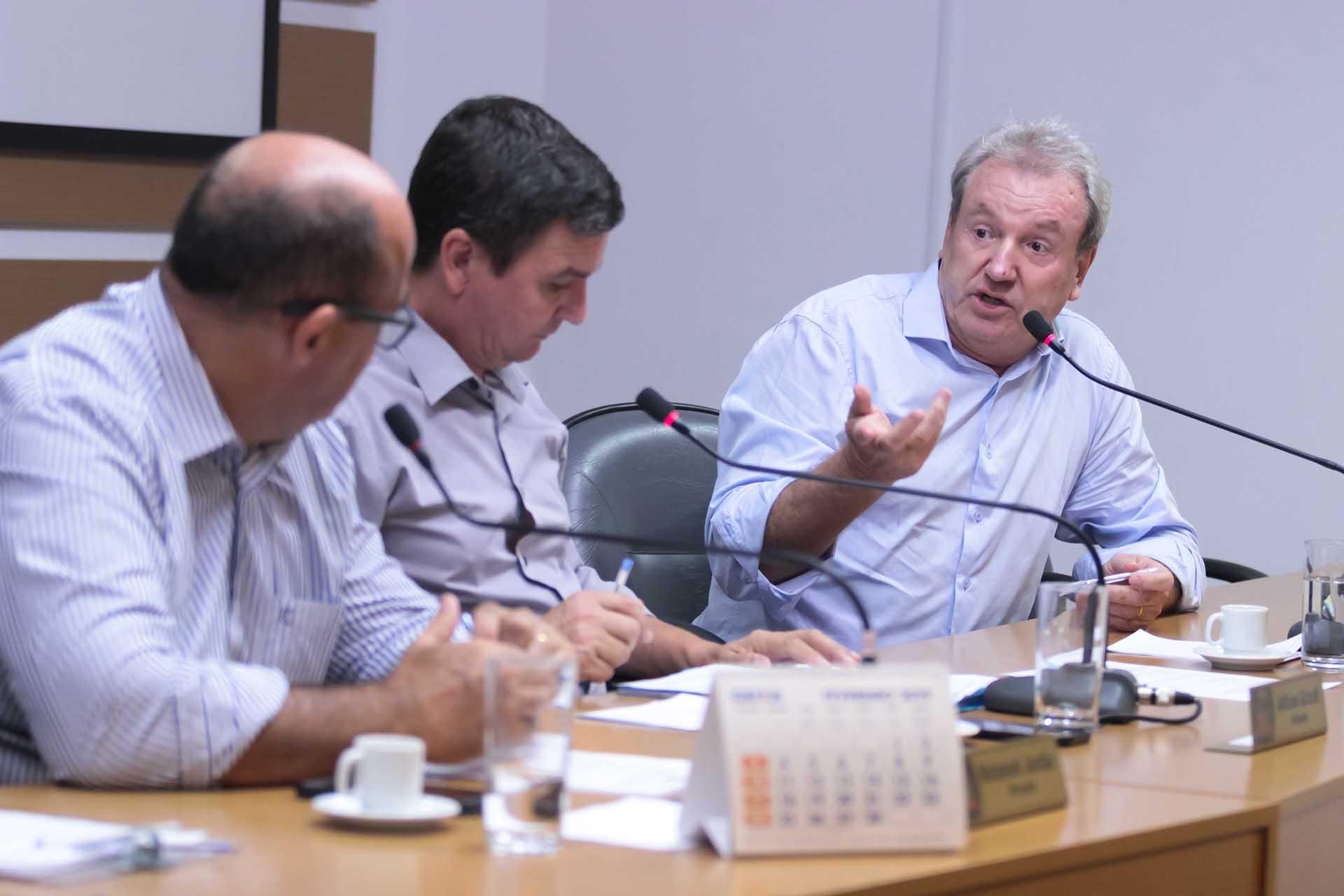 Comissão de Economia aprovou uma das propostas nesta segunda-feira (25) | Foto Mauro Arthur Schlieck/Câmara de Vereadores de Joinville
