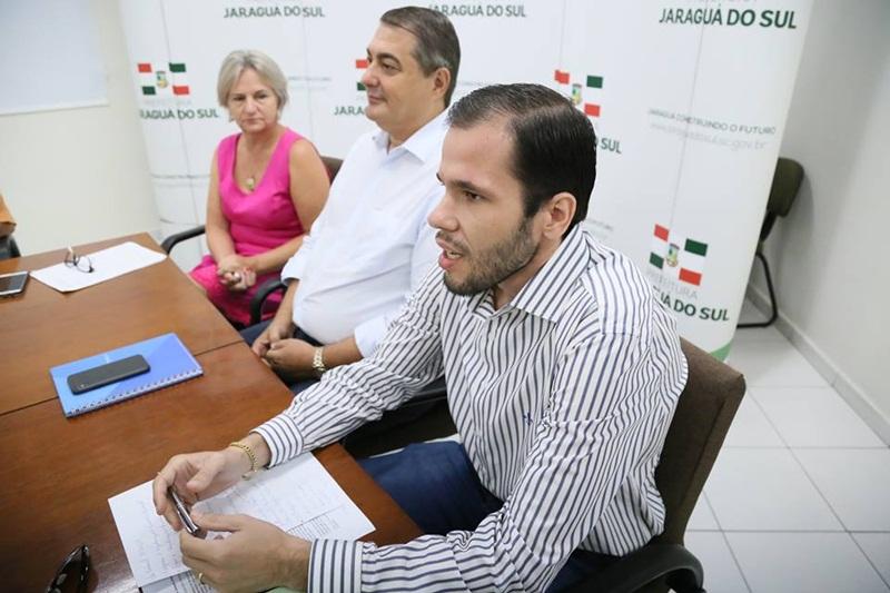 Obras devem beneficiar mais de 2 mil famílias jaraguaenses | Foto Eduardo Montecino/OCP News