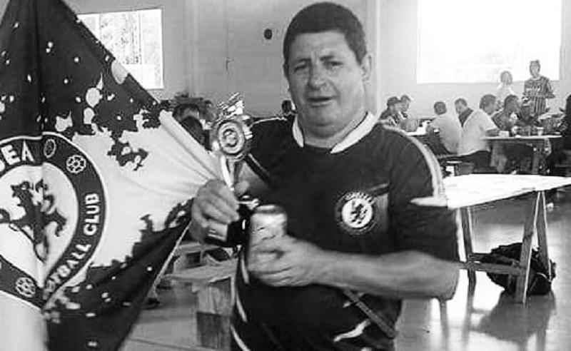 Alceu Osayr Siqueira foi vítima de acidente na madrugada desta quinta-feira (14)   Foto Divulgação