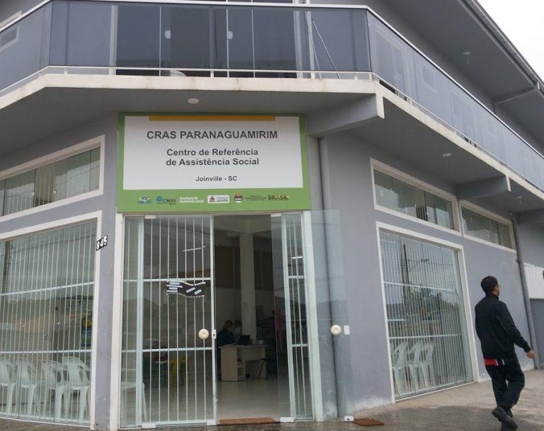 Cras do Paranaguamirim | Foto Divulgação/Internet