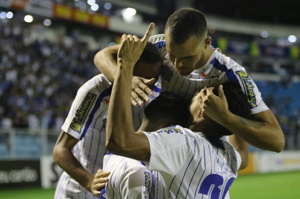 Avaí eliminou o Brasil de Pelotas e avançou para encarar o Vasco | Foto Frederico Tadeu/Avaí FC