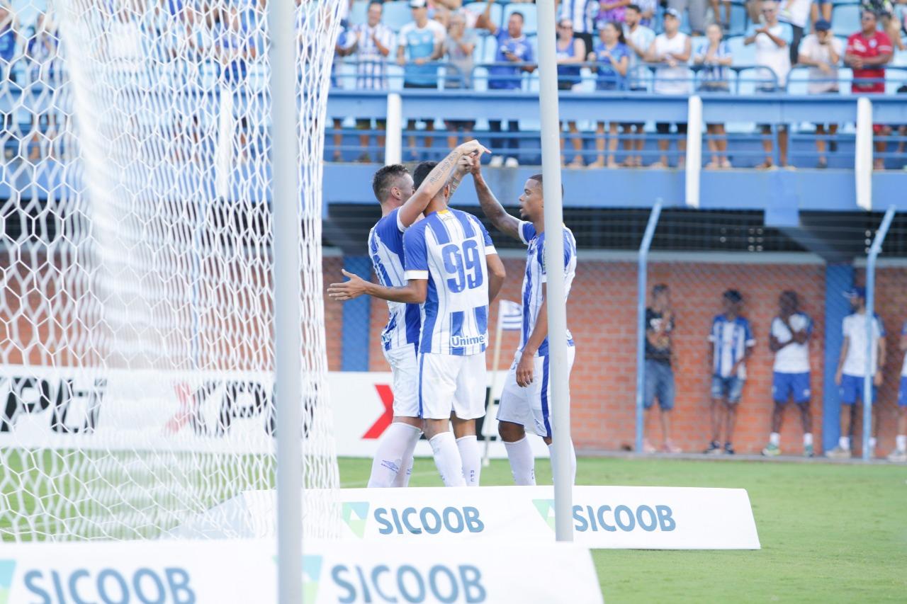 Avaí venceu o Joinville e retomou a primeira colocação do Catarinense | Foto Malu Dias/Avaí FC