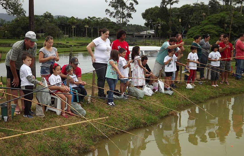 Gincana será em Pirabeiraba | Foto Divulgação Arquivo/Prefeitura de Joinville