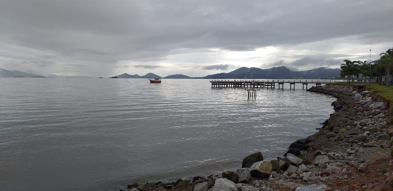 Florianópolis terá dia que começa nublado e termina com calor, segundo previsão | Foto Ewaldo Willerding/OCPNews