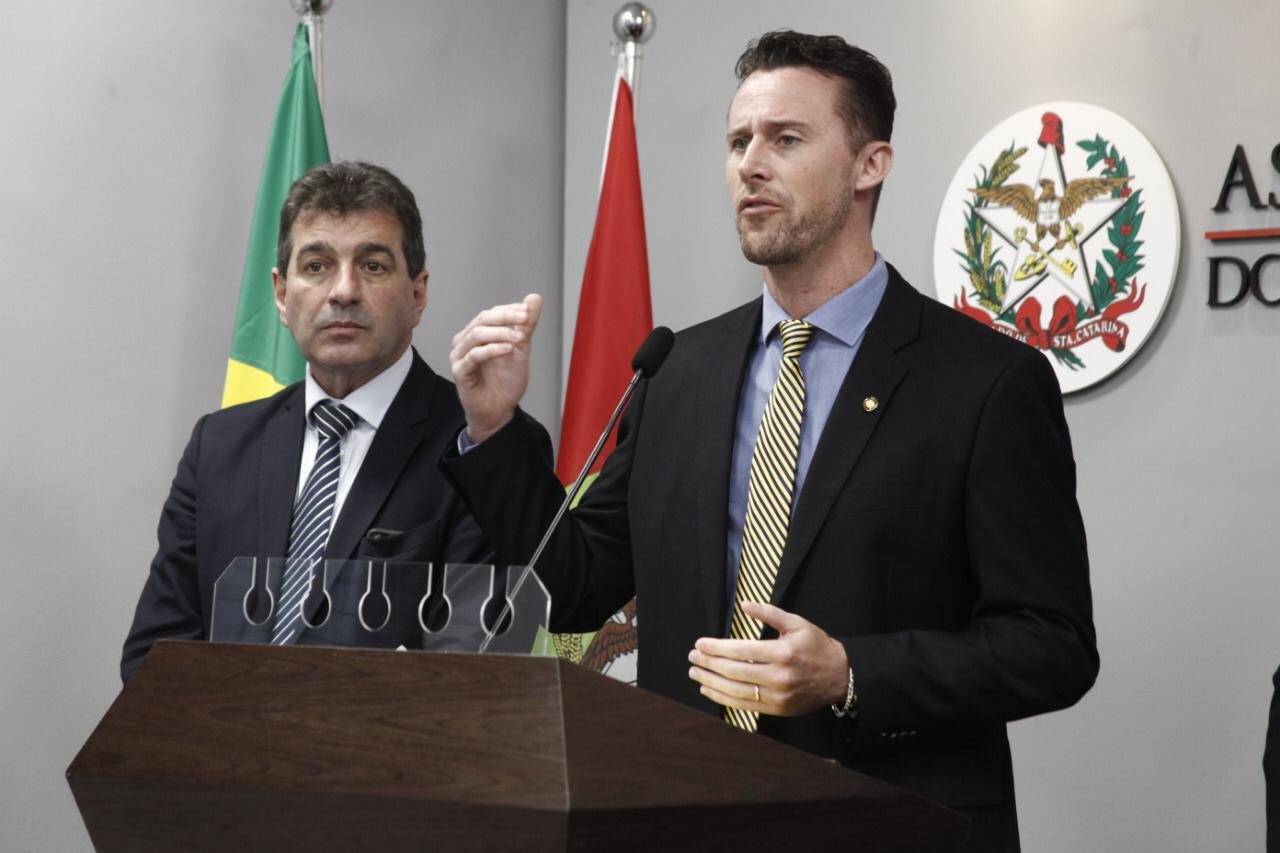 Para o deputado Frente agiliza a cobrança de soluções para os problemas da região e anseios da população   Foto Divulgação Alesc