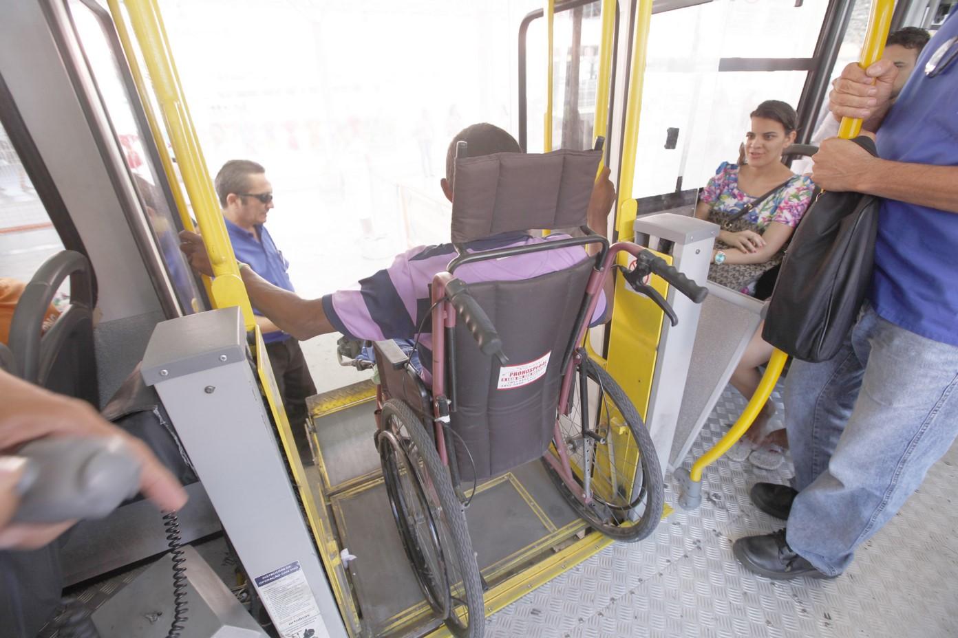 Quanto ao transporte para o trabalho, são três destinados ao transporte de pessoas com deficiência | Foto: A Voz da Serra