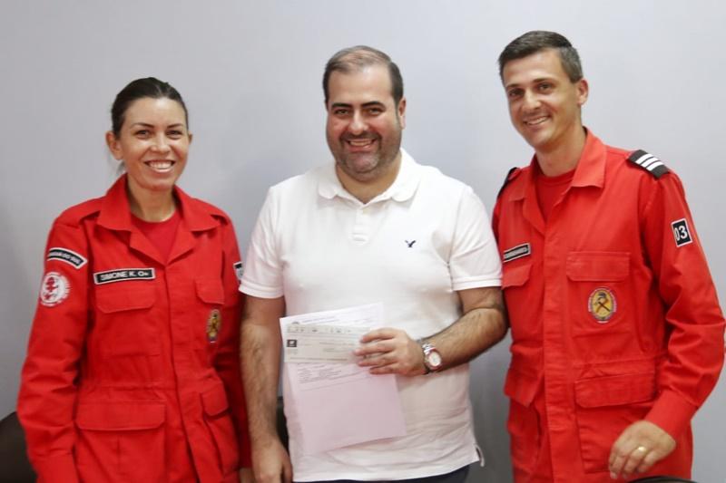 Deputado federal Carlos Chiodini (MDB) abriu mão de benefício parlamentar para beneficiar a região | Foto Divulgação