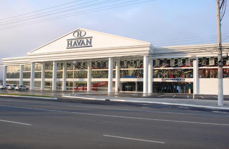 Loja fica localizada na avenida Prefeito Waldemar Grubba Foto: Divulgação