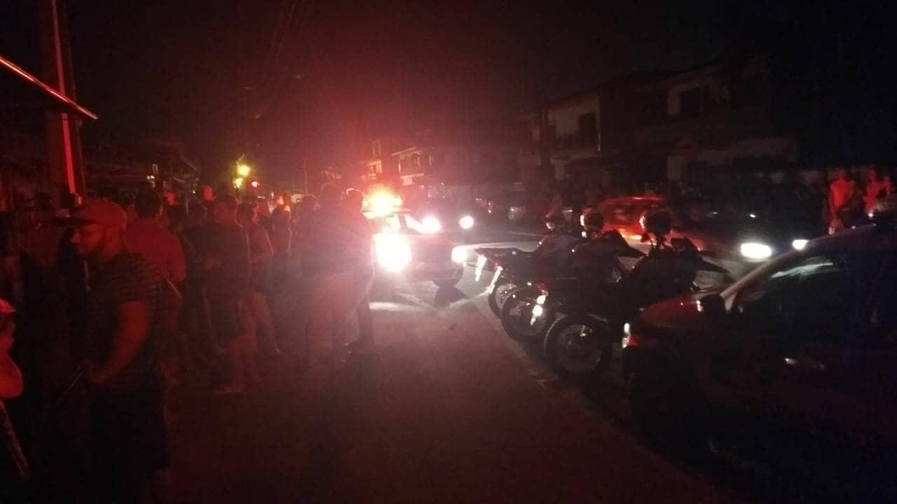 Após o crime, o criminoso fez uma mulher refém em uma residência e morreu em confronto com a polícia | Foto Divulgação/Redes Sociais
