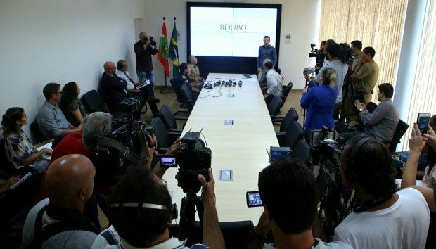 Governo se reuniu hoje para fechar os números da operação | Foto Divulgação James Tavares/Secom